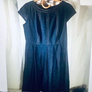 Emma and Michele denim dress size 10